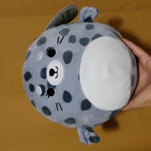 Squishmallows 2021 Spotted Seal Isis 8 inch